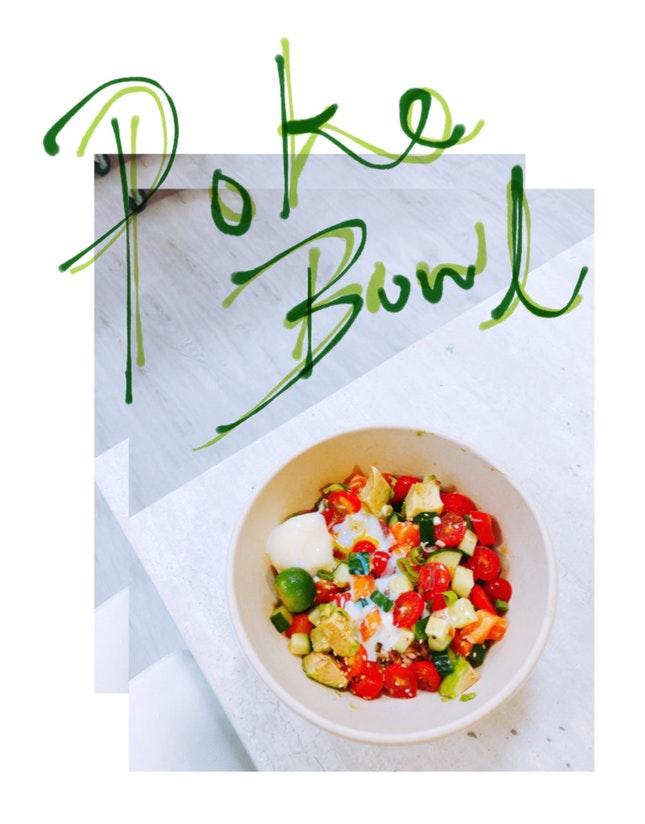 Poke Bowl Goodness
