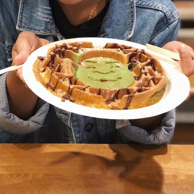 Shrek's Waffles