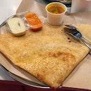 Onion Thosai #foodpic #foodshare #singaporefoodie  #singaporefoodhunt #singaporefoodies #singaporefoodplaces #singapore #igsg #instafood #instadaily #instagramsingapore #eat #sgmakan #sgfoodies #instafood #exploresingapore #8dayseat #umami #foodporn #foodielove #foodstagram #epochtimesfood #foodstagram #burpple #8dayseat #whati8today #openricesg #singaporeinsiders #sgigfoodies #iweeklyfood #iloveeating #foodlove