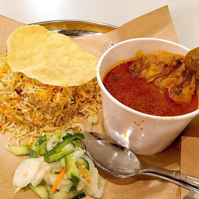 Nasi Briyani #foodpic #foodshare #singaporefoodie  #singaporefoodhunt #singaporefoodies #singaporefoodplaces #singapore #igsg #instafood #instadaily #instagramsingapore #eat #sgmakan #sgfoodies #instafood #exploresingapore #8dayseat #umami #foodporn #foodielove #foodstagram #epochtimesfood #foodstagram #burpple #8dayseat #whati8today #openricesg #singaporeinsiders #sgigfoodies #iweeklyfood #iloveeating #foodlove #pratawala