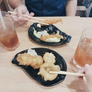 🇸🇬 Ajisen Ramen (Tiong Bahru Plaza)302 Tiong Bahru Road#02-133Singapore 168732⚊Jae's only requirement was  to have Prawn Tempura so we went to Ajisen since there was no queue.