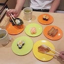 Most plates in Nihon Mura are going at $1.80++.