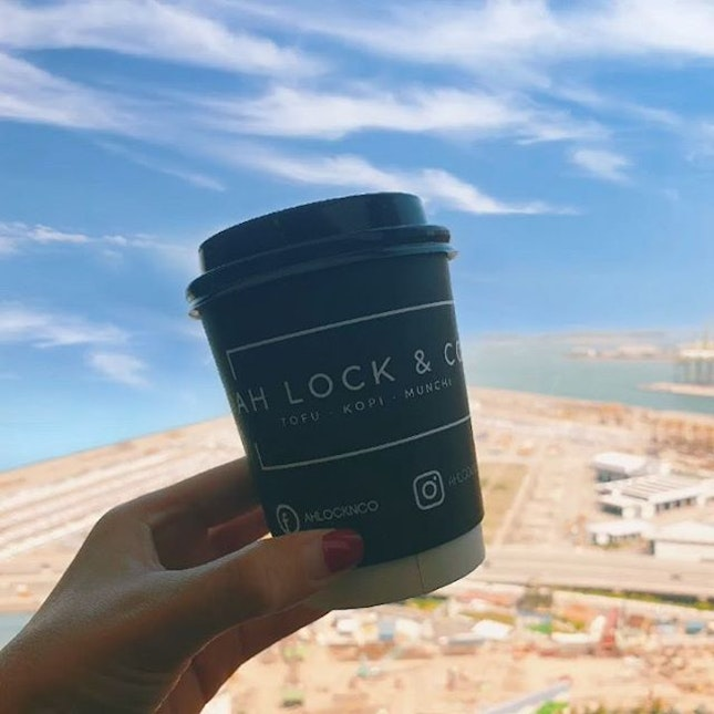 Morning Coffee from Ah Lock & Co.
