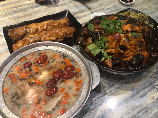 Warm Dishes Best For Rainy Days