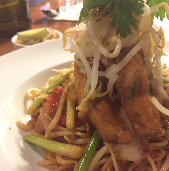 Fusion Thai Food - Gimmick Or True Flavour?