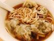 Dumpling Noodles Soup With Organic Noodles