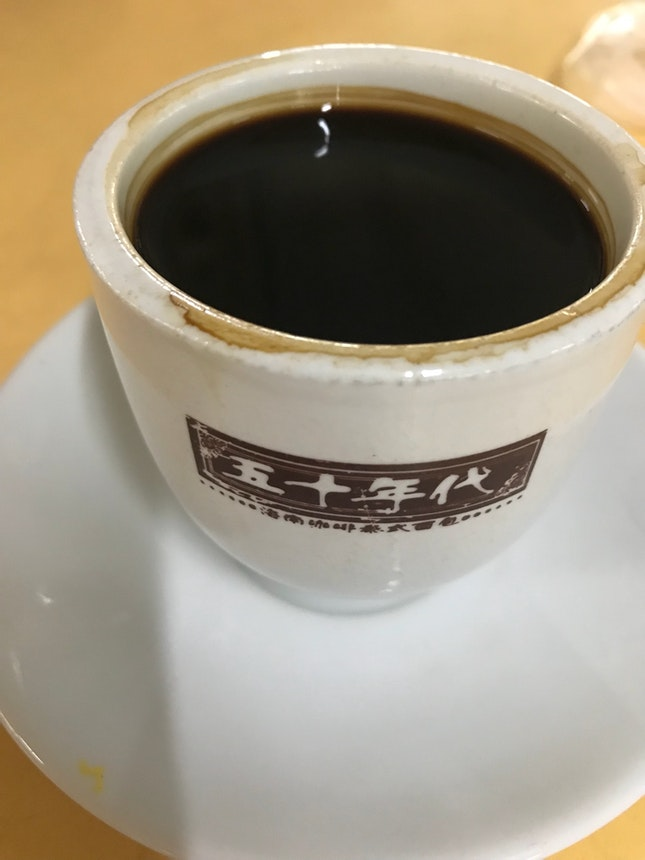 Local Black Coffee