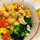 Japanese Millet Bowl