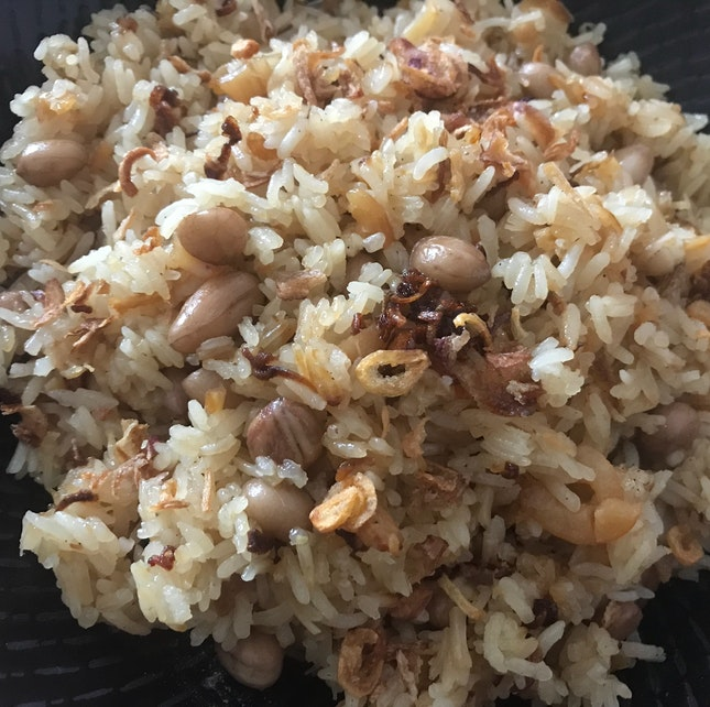 Glutinous Rice Lost And Found