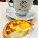 Egg Tart And Tea Set