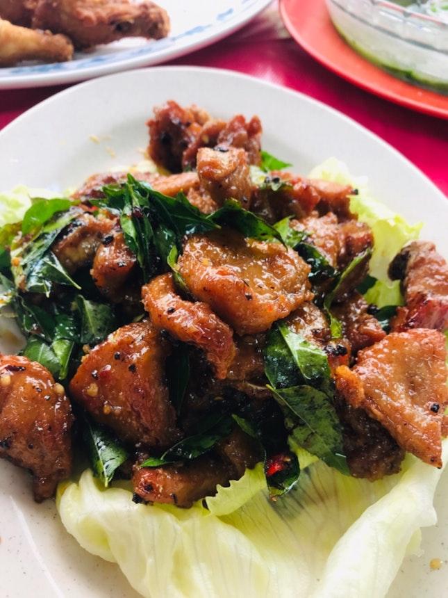 Zi Ran Seafood So Good