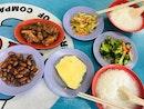 Sin Hock Heng Teochew Porridge