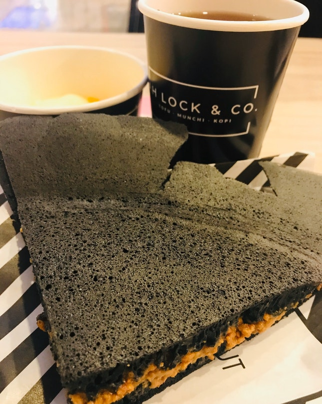 Charcoal Pancake Set