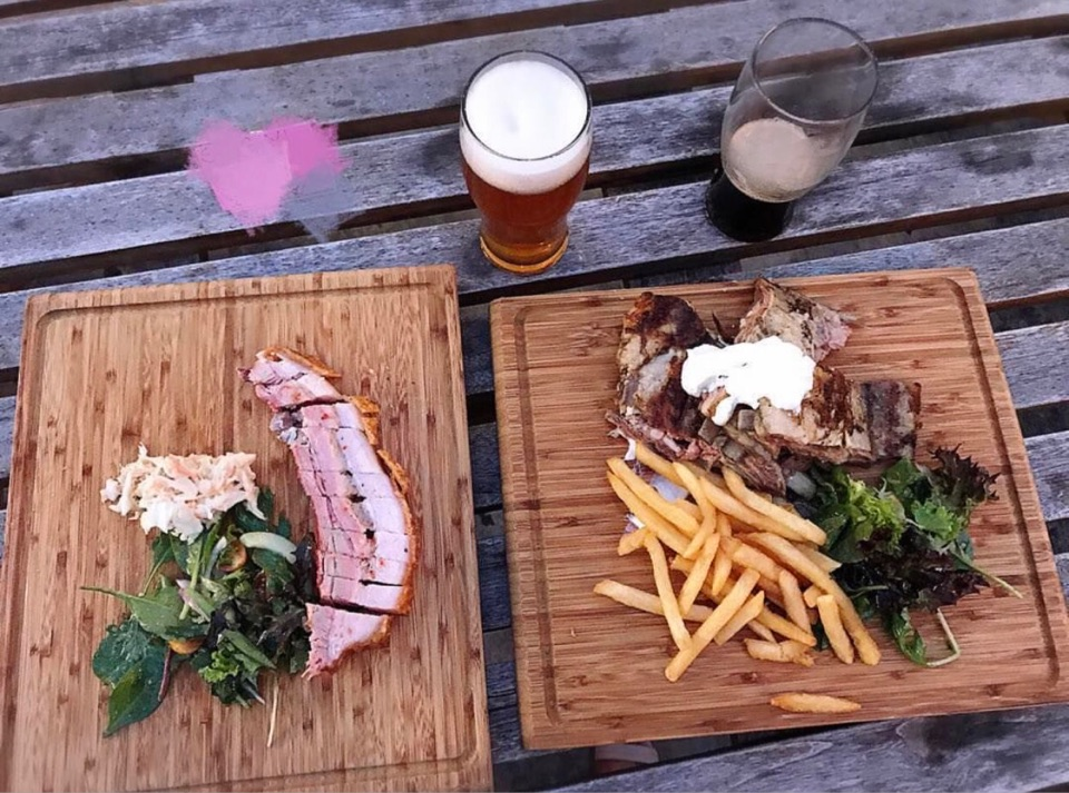 Pork & Lamb
