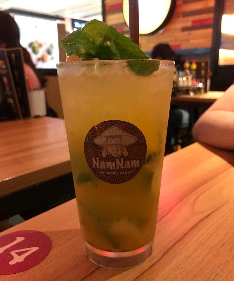 NamNam Noodle Bar (Raffles City)