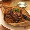 Braised Pork Trotters Noodles
