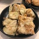 Pan-fried Onion Pancake