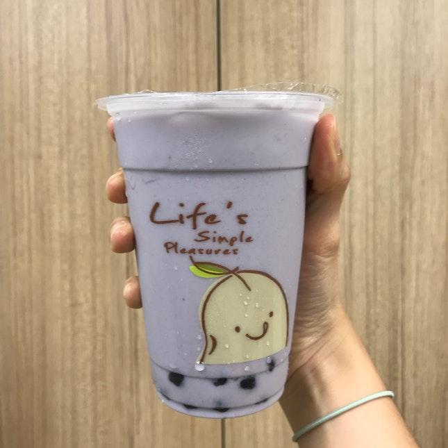 Pearly Taro Soy Milk