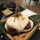 Braised Pork Belly Bao