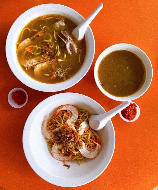 Loyang Way Big Prawn Noodles