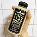 Cold Brew Coffee (White)