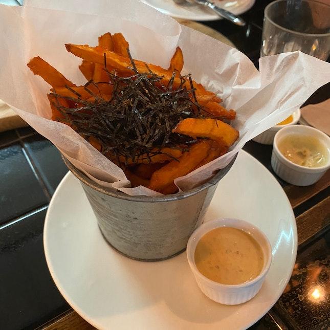 Unami Sweet Potato Fries