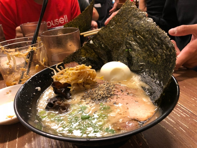Tanjong Pagar Eats