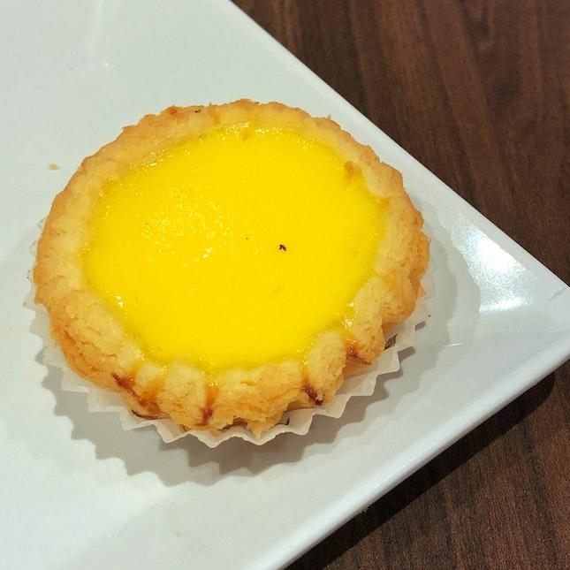 Honolulu Egg Tart