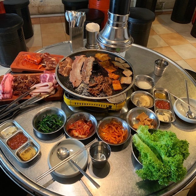 For Cheap And Good Kbbq Buffets