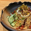 Chilled mala chicken noodles