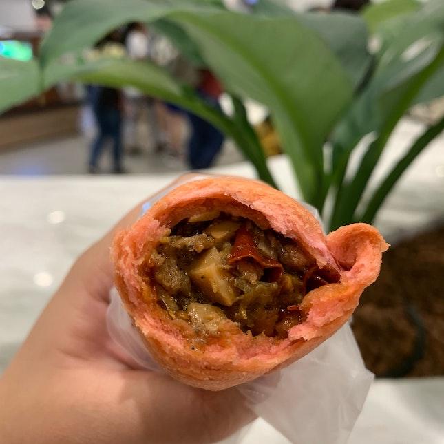 Mala Curry Puff