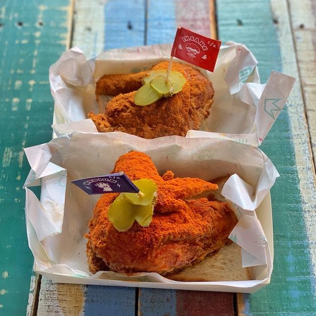 Quarter Chicken ($10.90)