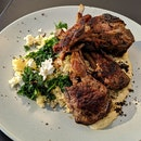 Smokey Lamb Cutlets ($28)