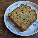 Lemon Sesame Teacake