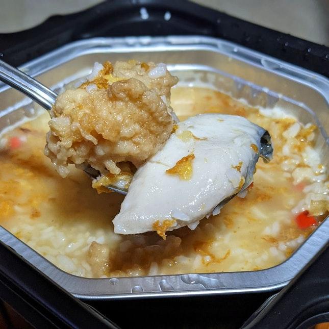 Double Fish Paofan ($8.50)