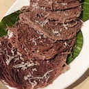 String hoppers or iddiyapam, I love these strands of rice flour dough steamed to perfection.
