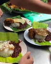 Yes, Malaysians can eat nasi lemak at all times of the day.