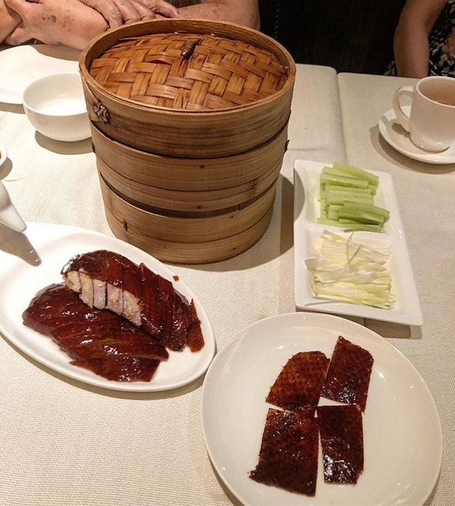 For the best Peking duck in town!