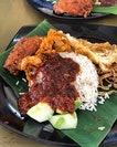 Because the boy loves this, true blue Malaysian breakfast