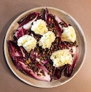 Rose, rose, I love you, especially when you come in the form of endive salad!
