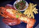 Lobster Gratin