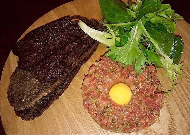 Steak Tartare  $18