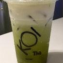 抹茶瑪奇朵  $4.10