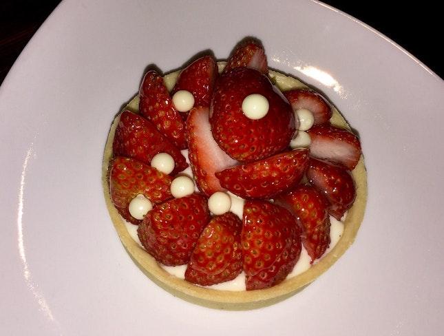 Strawberry Tart  $10