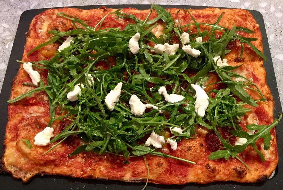 Pizza Calabrese  $26