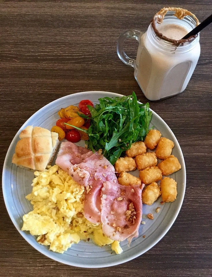Lousy Breakfast