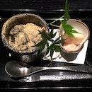 Warabimochi & Japanese Peach
