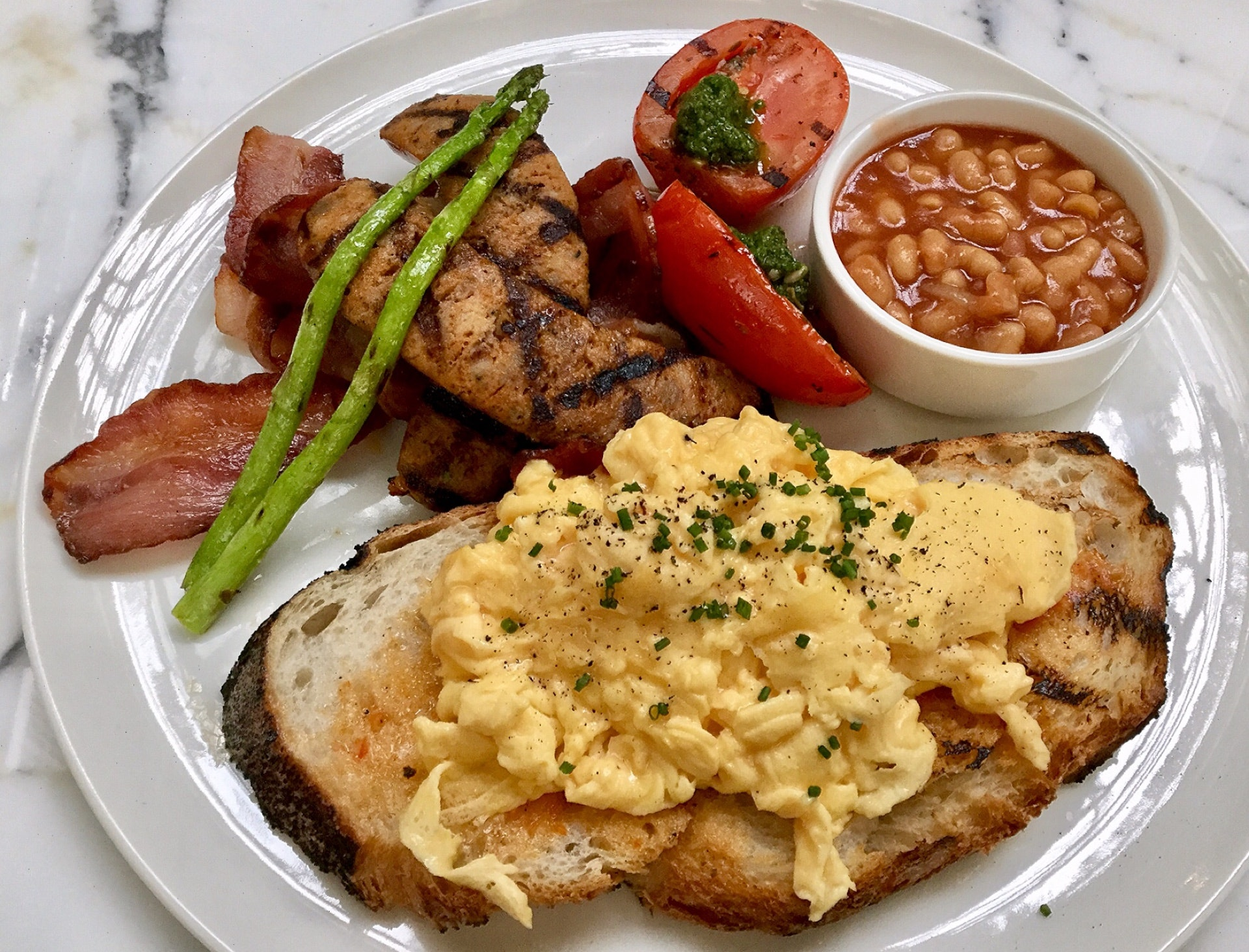 PS. Big Breakfast  $27