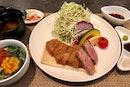 Special Beef Katsu Set  $40.50