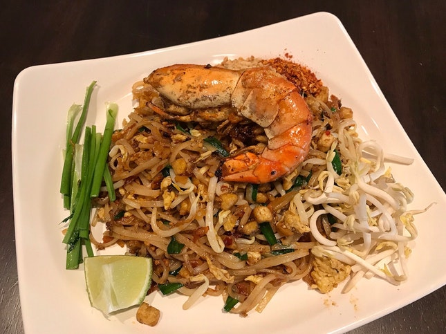 Phad Thai with Prawn  $13
